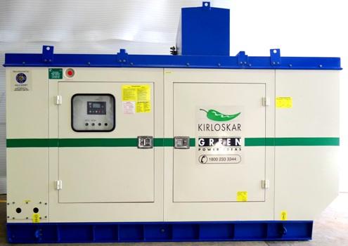 125 KVA / 100 KW Kirloskar Diesel Generator on Rent