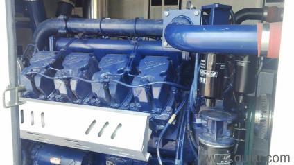 320  HD KVA / 256 KW Kirloskar Diesel Generator on Rent