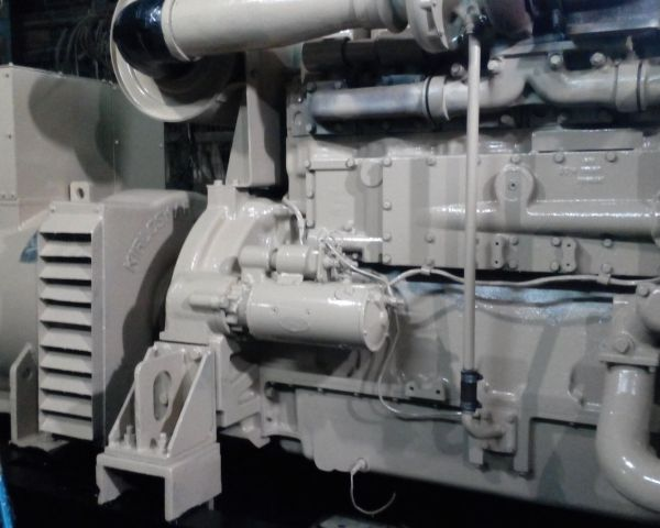 380  HD KVA / 304 KW Kirloskar Diesel Generator on Rent