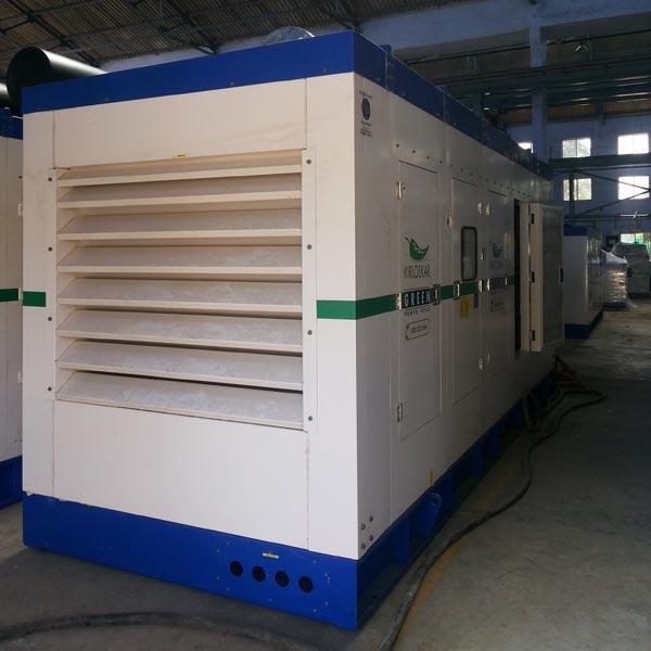 82.5 KVA / 66 KW Kirloskar Diesel Generator on Rent