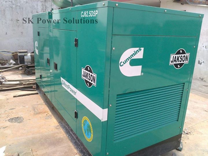 SK Power Solutions Generator Rental Services Image 1